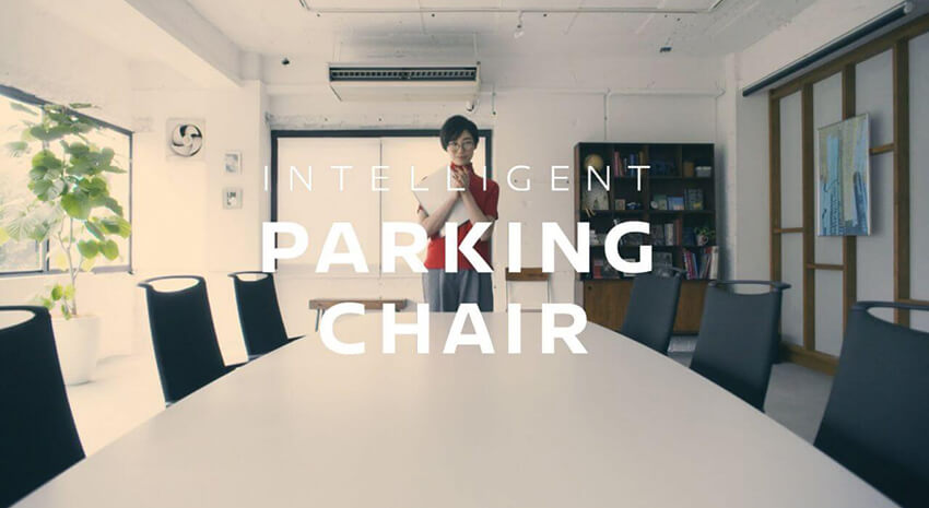 Intelligent Parking Chair Nissan