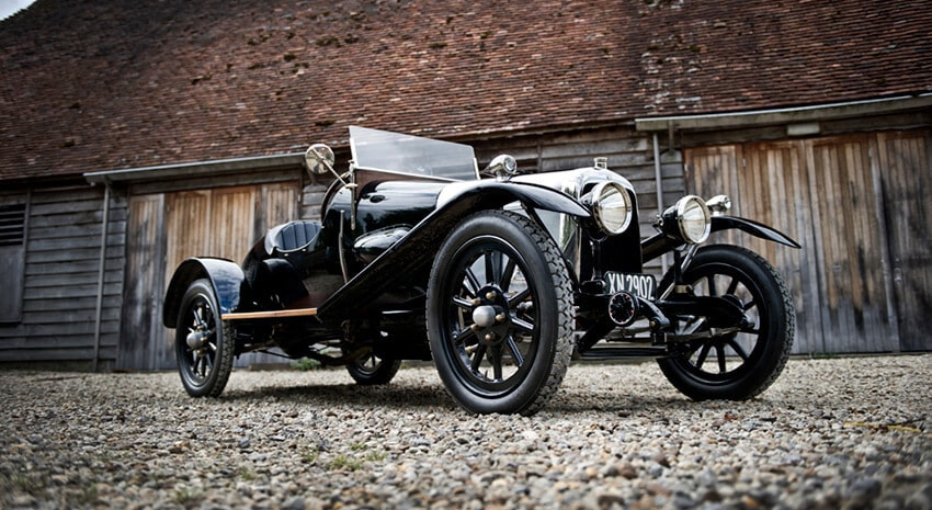 Aston Martin Coal Scuttle